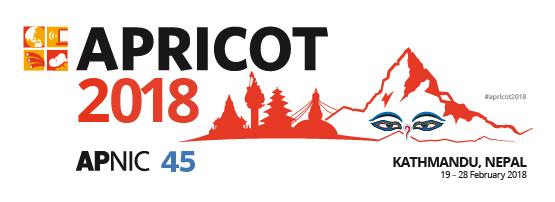 L'équipe ISOC à l'APRICOT 2018 Thumbnail