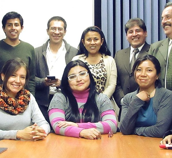 Connecting 500K Bolivians to a National Research and Education Network