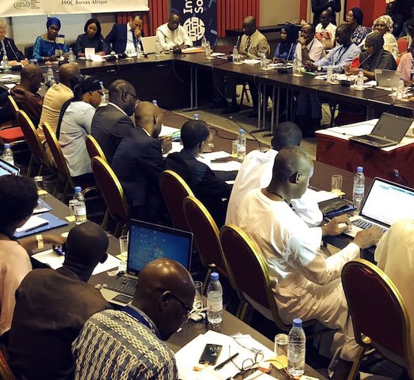 Le Sénégal devient le premier pays Africain à mettre en œuvre les recommandations des Lignes Directrices sur la Protection des Données à caractère Personnel pour l'Afrique