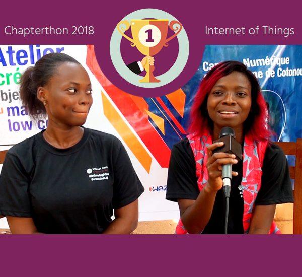 Le Chapitre béninois (ISOC-Bénin) remporte le Chapterthon 2018 Thumbnail