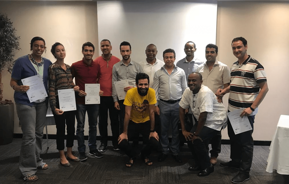 Participants in the Facebook IXP partnership