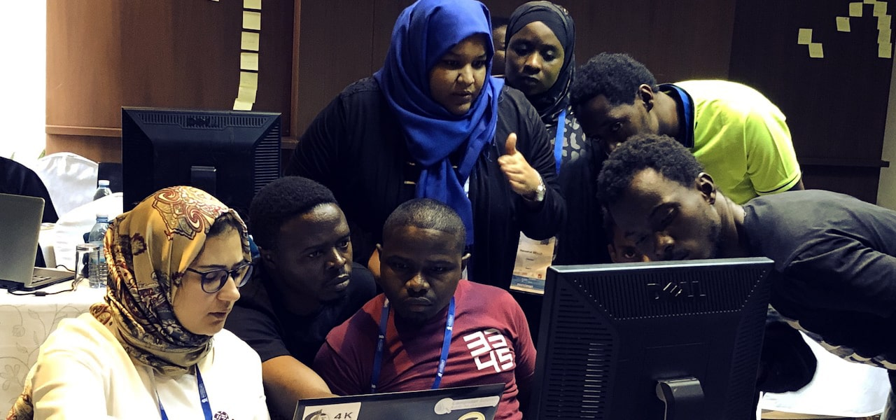 Hackathon at Africa Internet Summit 2019: Network Programmability, Network Time, IPv6, IPWAVE, and Measurement Thumbnail