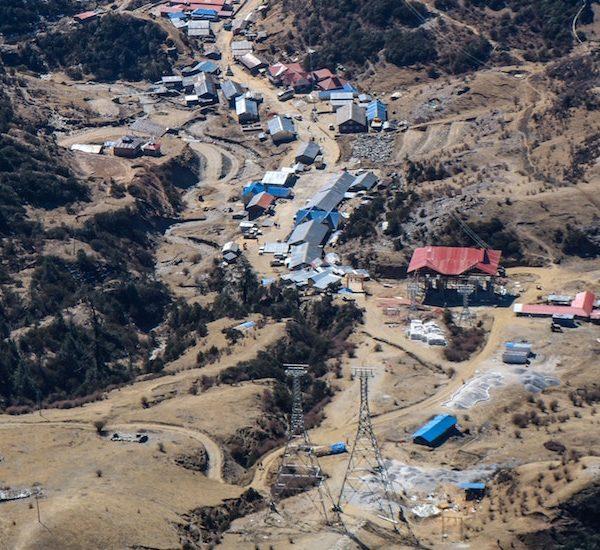 Réduire la fracture numérique au Népal